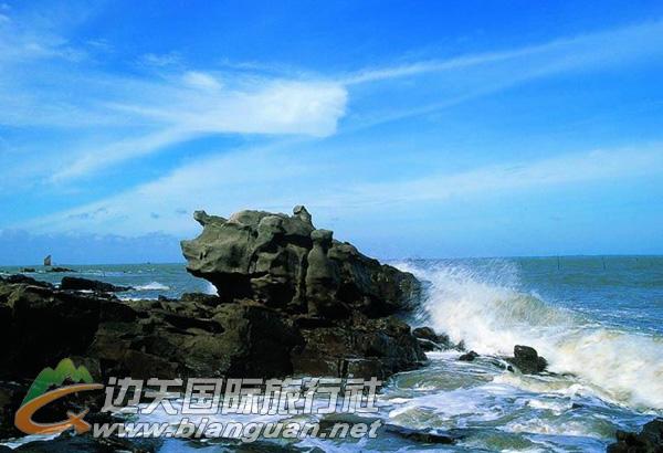 江山半岛省级旅游度假区,防城港江山半岛省级旅游度假区