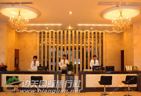 东兴金汇酒店