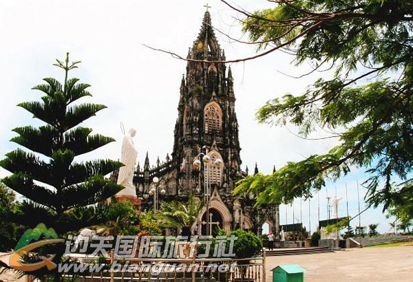 茶古大教堂,芒街茶古大教堂