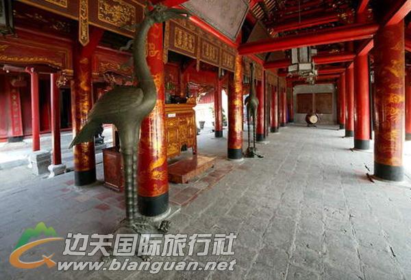 文庙,河内文庙