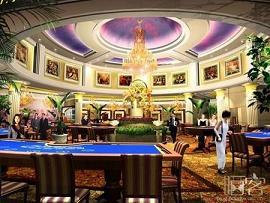 涂山赌场内部装修图