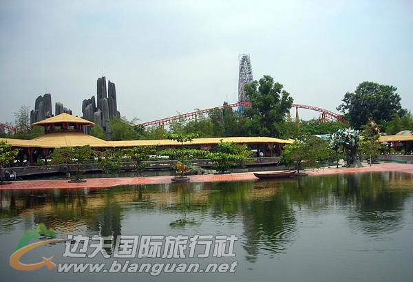 仙泉旅游公园,胡志明市仙泉旅游公园