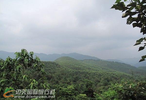 钦州王岗山
