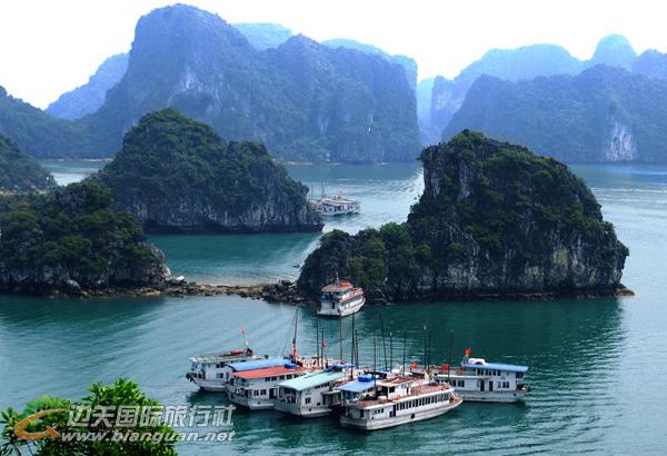 【特价】越南下龙湾3天2晚游(含天堂岛,不用护照,持身份证办旅游通行证出境)
