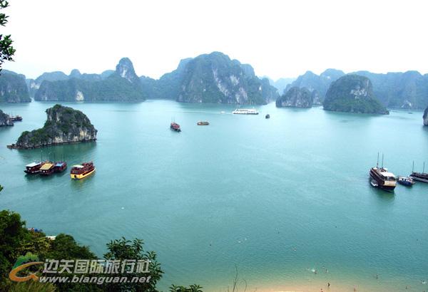 越南下龙湾、河内4日游(护照或身份证+通行证出境,一团一议)
