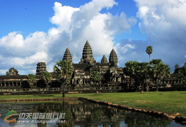 2013年东兴越南旅游计划之:越南下龙、河内、西贡-柬埔寨金边、吴哥双飞八日游