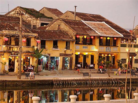 会安-越南十大最佳旅游胜地之三