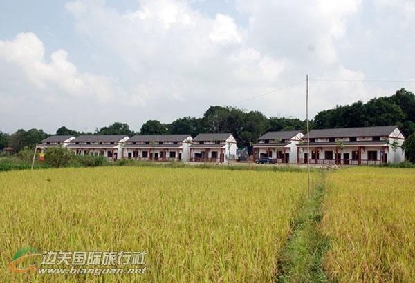 河洲生态旅游村,东兴河洲生态旅游村