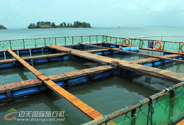 防城港双墩海上休闲渔庄