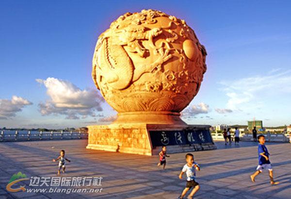 防城港龙马—明珠景区