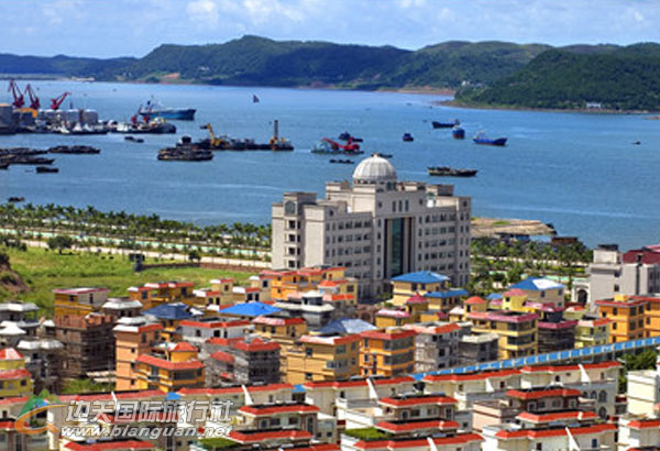 港口文化旅游区,防城港港口文化旅游区