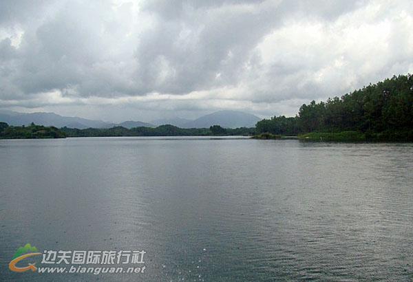 东兴黄淡水库