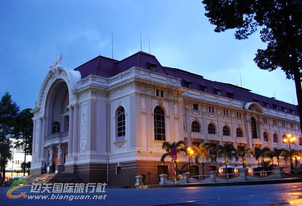 大剧院,胡志明市大剧院