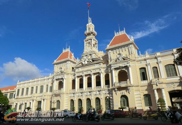 人民委员会大厅,胡志明市人民委员会大厅