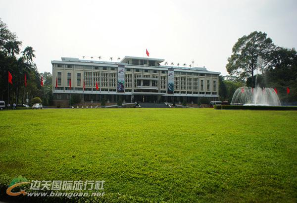 胡志明市统一宫