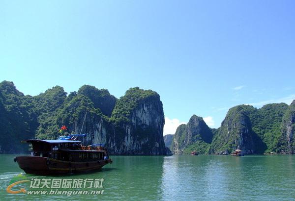 下龙、河内、西贡、美拖、头顿六天经典游(东兴进出)