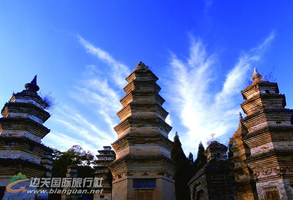 郑州、少林寺、洛阳、龙门石窟、开封双飞4日游