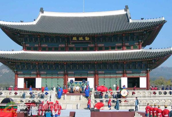 韩国首尔、星星之旅、六日游(南宁直航)