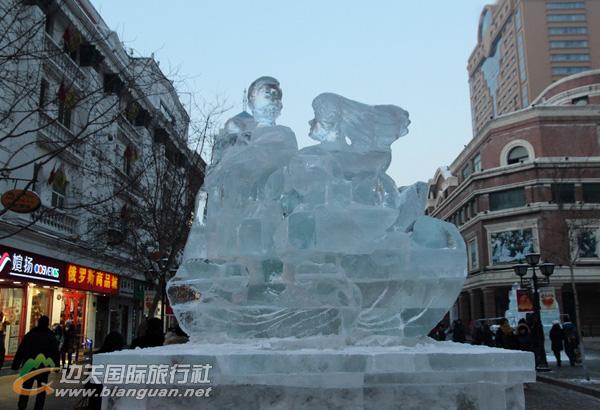沈阳故宫+长春伪皇宫+延吉长白山+亚布力滑雪+哈尔滨冰雪七日游