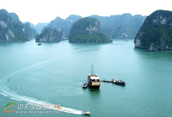 2014年春节东兴到越南旅游计划之六:下龙、河内、西贡(胡志明市)、美拖、头顿6天5晚游(护照团)