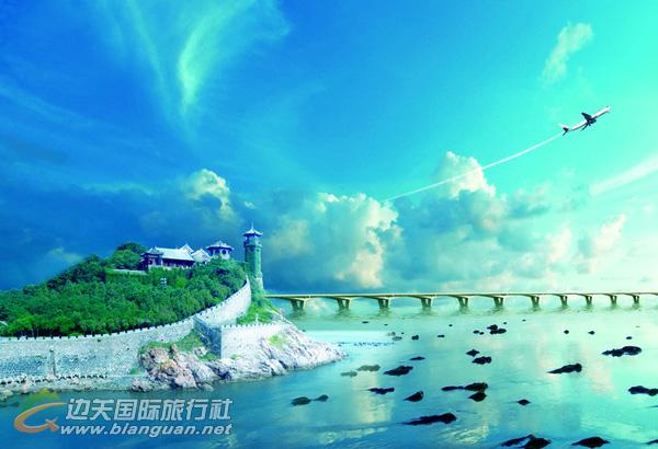 济南、曲阜、泰安、青岛、威海、蓬莱、旅顺、大连双飞7日游