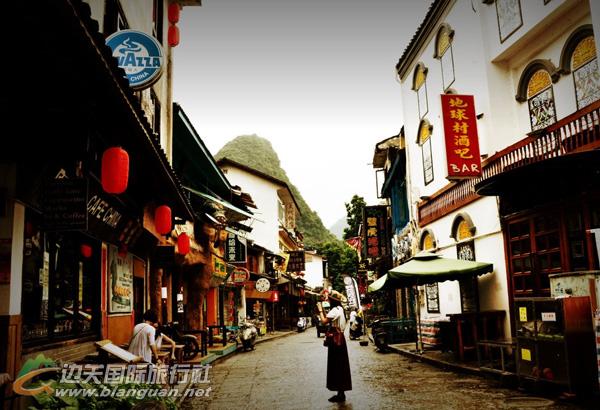 防城港•桂林动车之旅行程计划:桂林、漓江、阳朔精华4日游