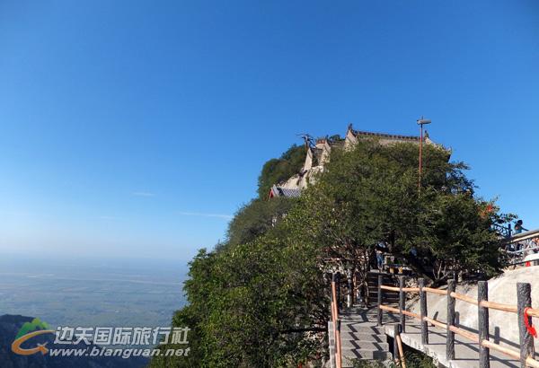 郑州、开封、洛阳、西安华山、兵马俑单飞单卧7日