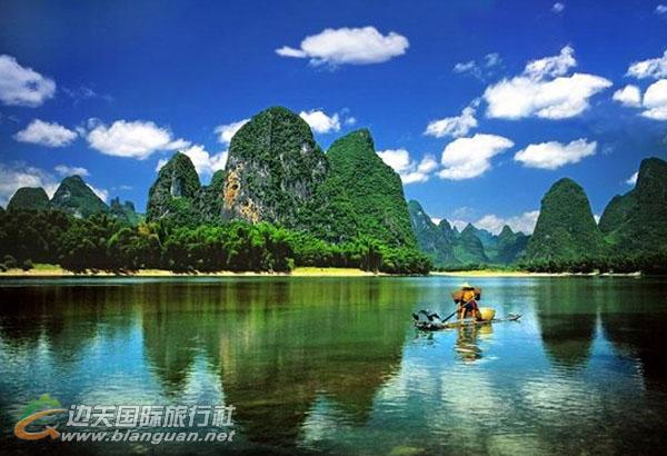 防城港•桂林动车往返:桂林、漓江、阳朔常规3日游