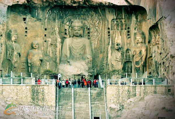郑州、焦作云台山、洛阳龙门石窟、神州牡丹园、少林寺、开封包公祠、铁塔双飞5日游