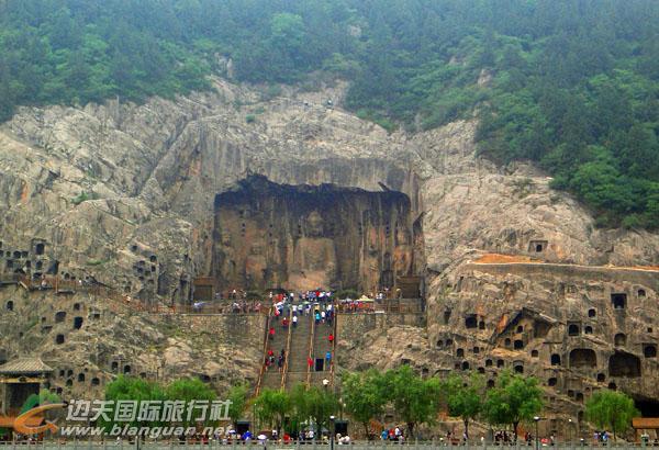 郑州、少林寺、龙门石窟、云台山、中国绿化博览园、河南博物院双卧六日游