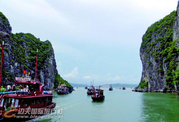 2014年五一东兴去越南旅游,五一假期越南旅游计划之一:下龙、河内4天3晚含天堂岛品质纯玩游(护照团)
