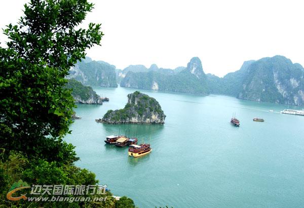 2014年五一东兴去越南旅游,五一假期越南旅游计划之三:下龙、河内4天3晚常规游(身份证+通行证出境)