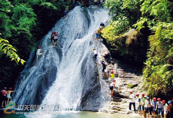 防城港•桂林动车往返:桂林、漓江、冠岩、古东瀑布4日游