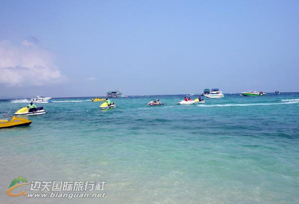 泰国曼谷、芭堤雅、象岛6天度假游