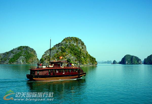 越南芒街、下龙湾、河内、三金禅院4天3晚世界遗产常规游(不含天堂岛,护照团)