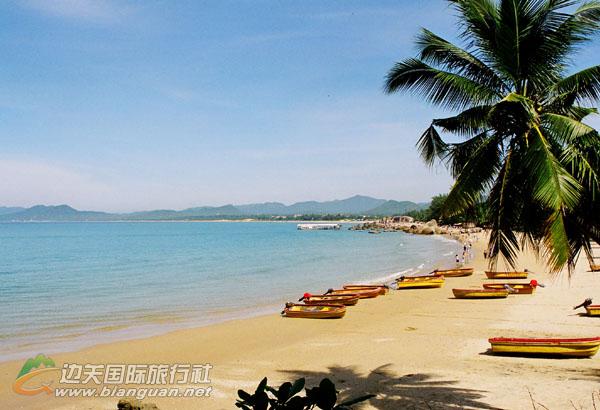 海南双飞纯净海岛5日游