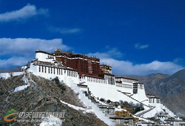 西藏拉萨、布宫、羊湖四飞5日游