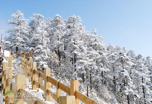 成都、乐山祈福、峨眉山温泉养生、西岭雪山滑雪6日游