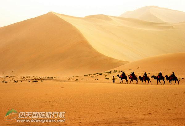 呼市、内蒙古大草原、库布齐沙漠、公主府、席力图召双飞5日游