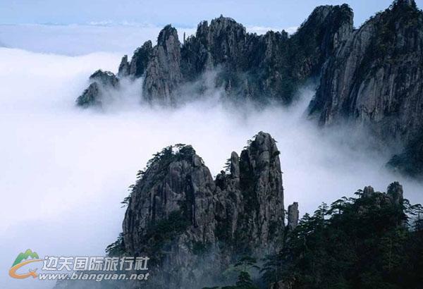 魅力杭州、人间仙境、黄山观日出、水乡乌镇双飞4日自由行