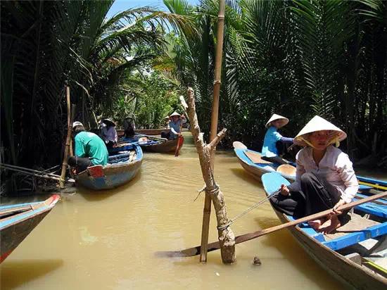 第八次心动——湄公河三角洲