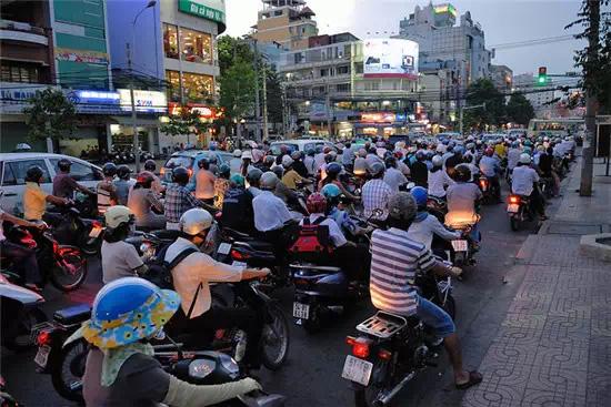 第九次心动——胡志明市