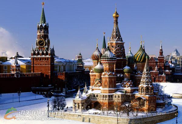 莫斯科谢盖、圣彼得堡双飞7日游