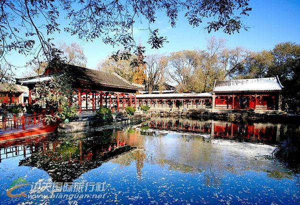北京纯玩双飞6天至尊豪华游
