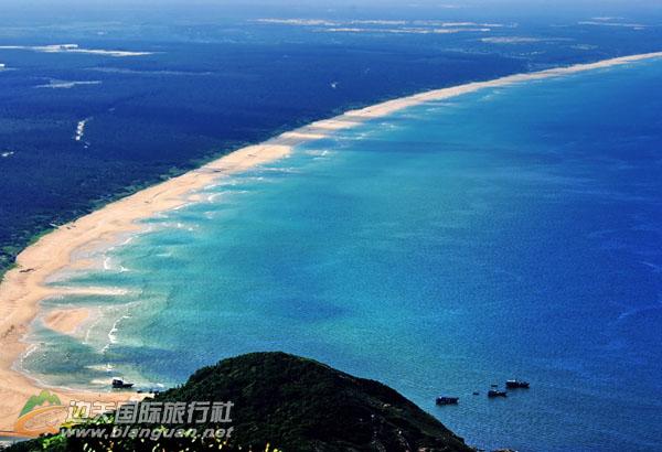 海南双船尊享海岸6日游(海口进出)
