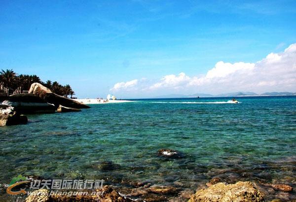 海南双飞乐享海岸5日游(海口进出)