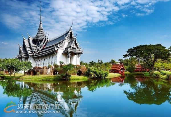 泰国曼谷、芭提雅开心7日游