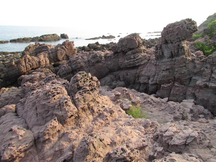 防城港市白龙怪石滩旅游景区
