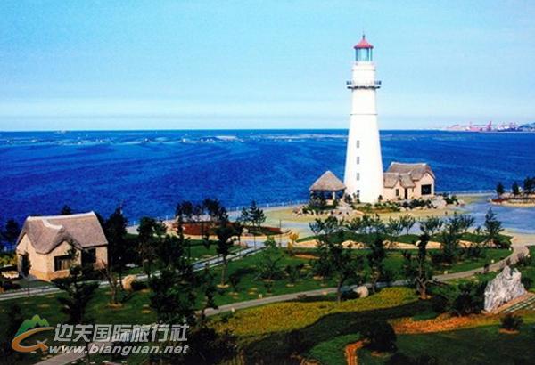 青岛、威海、蓬莱、烟台双飞5日游