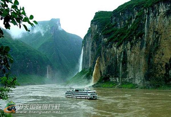 宜昌、长江三峡、白帝城、三峡大坝  双飞4日精华游